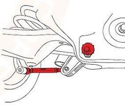 SPC Rear Camber / Toe Alignment Kit 07-18 ACURA RDX 67595