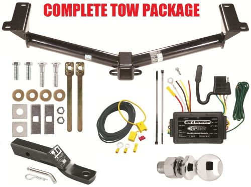 small resolution of 2011 2012 dodge journey trailer hitch wiring harness kit ballmount 2