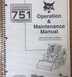 bobcat 751 auto files ingersoll rand bobcat 751 service manual pdf view links after clicking link 742 step by step instruction john deere 3032e  [ 1193 x 1426 Pixel ]