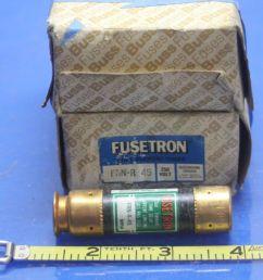 2 box w 16 bussmann frn r45 250 volt fuses [ 1600 x 1066 Pixel ]