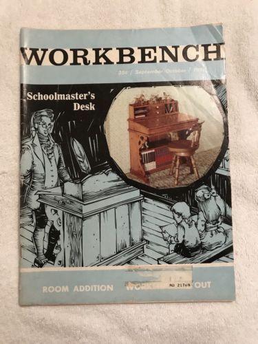 Workbench Magazine Subscription