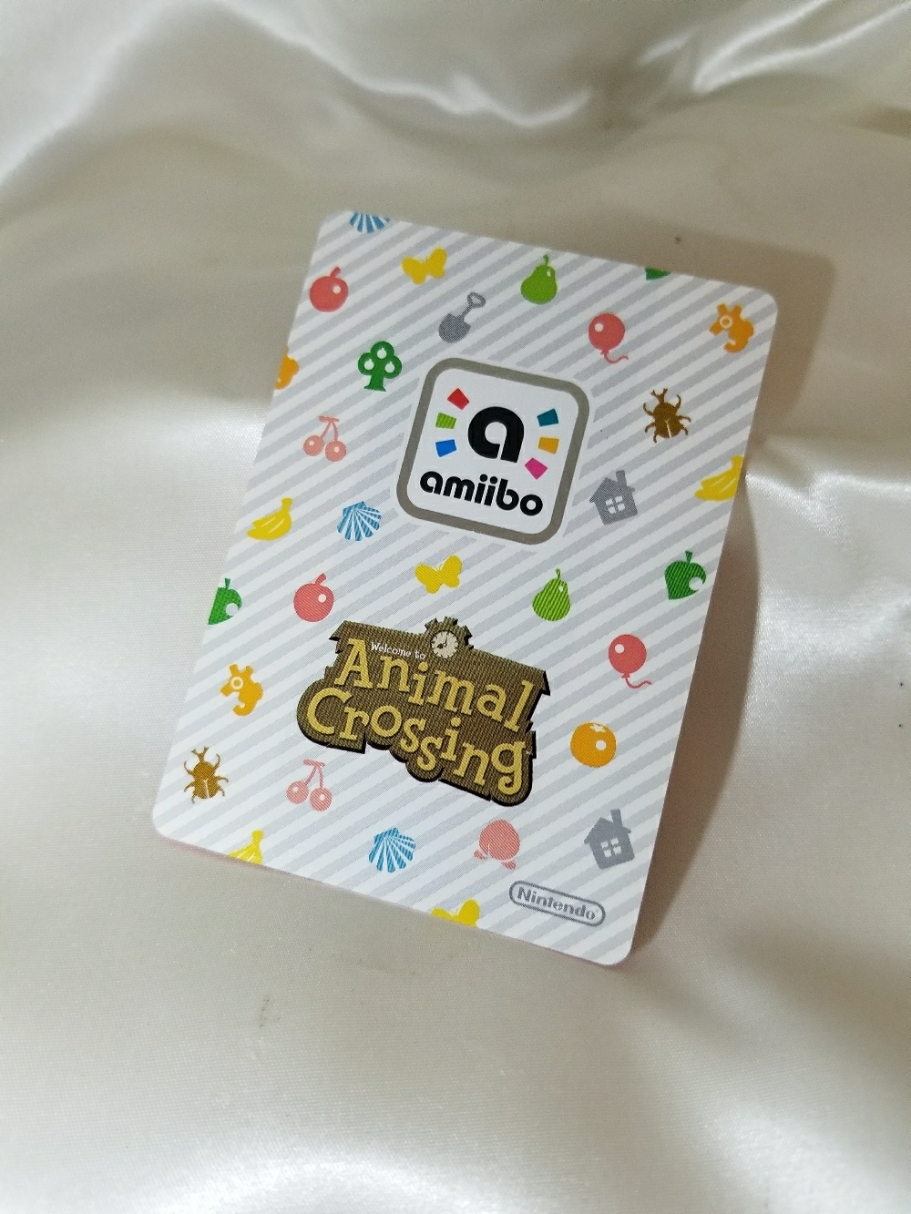 Animal crossing sanrio collaboration pack amiibo cards. 039 - Jitters - Series 1 Animal Crossing Villager Amiibo Card - Other