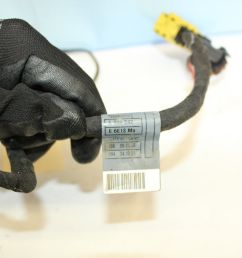 1999 2003 bmw e46 3 series passenger right front seat wiring harness v147 [ 1600 x 1066 Pixel ]