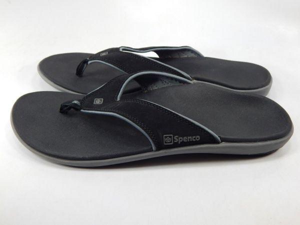 Spenco Yumi Polysorb Total Support Size 10 Eu 44 Men' Upper Flip Flop Sandals