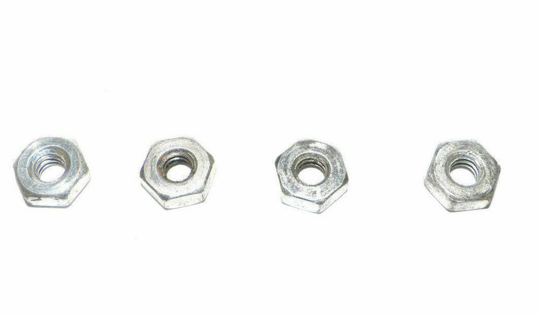 Waterway Back Cover Nuts Kit Of 4 Pcs Fits Waterway Tiny