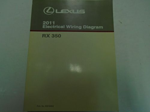 small resolution of 2011 lexus rx350 rx 350 electrical wiring and 40 similar itemslexus rx wiring diagram 11