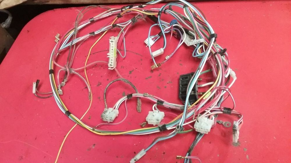 medium resolution of kenmore elite dryer wire harness 8530002 and 50 similar itemskenmore dryer wiring harness 21