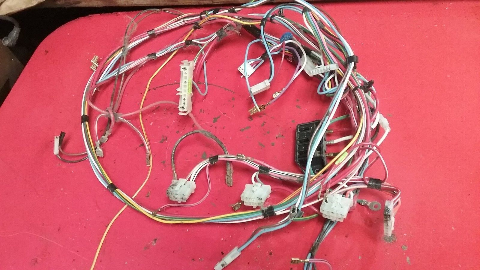 hight resolution of kenmore elite dryer wire harness 8530002 and 50 similar itemskenmore dryer wiring harness 21