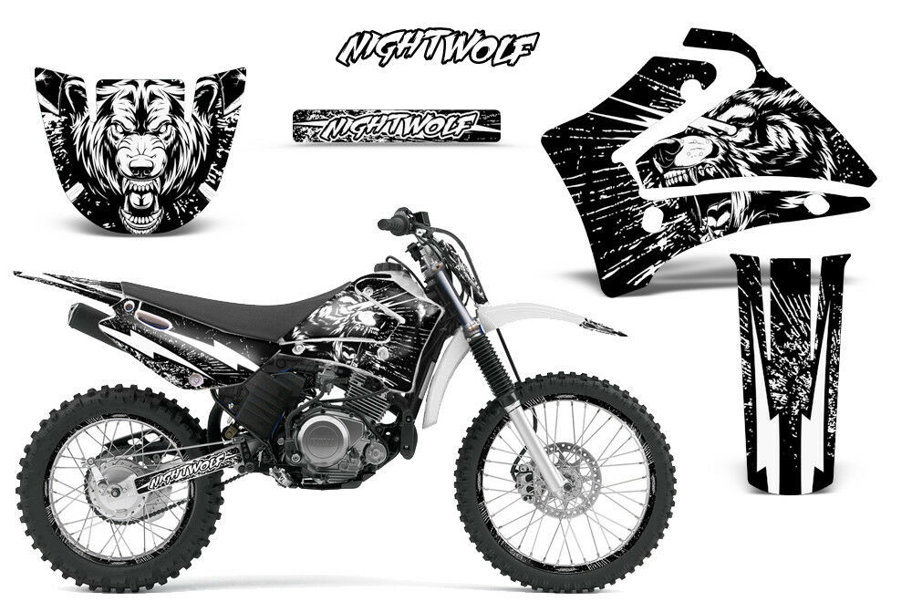 Yamaha TTR125 Dirt Bike Graphic Sticker Kit Decal Wrap MX