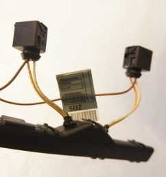2004 2005 bmw e60 530i engine spark plug coil wire harness oem 7529708 04 [ 1600 x 1063 Pixel ]