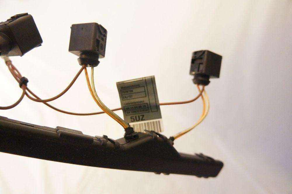 medium resolution of 2004 2005 bmw e60 530i engine spark plug coil wire harness oem 7529708 04