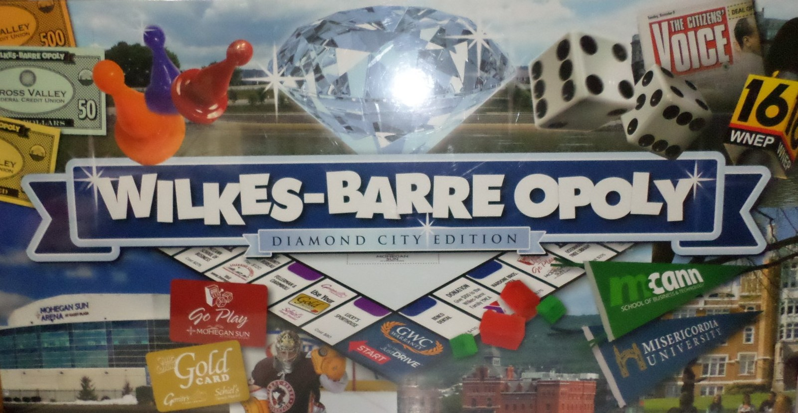 wilkes barre opoly game