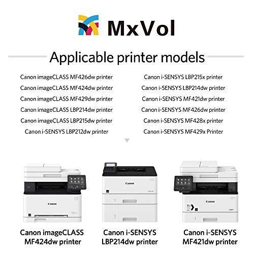 MxVol Compatible Canon 052 CRG-052 Toner Cartridge, High