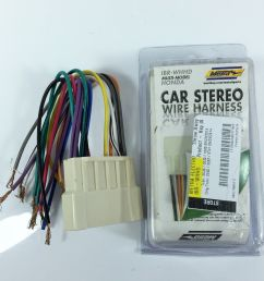 stereo wire harness 86 91 and 50 similar items s l1600 [ 1600 x 1510 Pixel ]