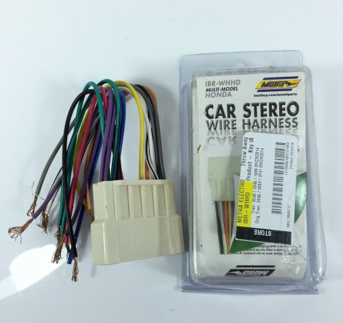 small resolution of  stereo wire harness 86 91 and 50 similar items s l1600