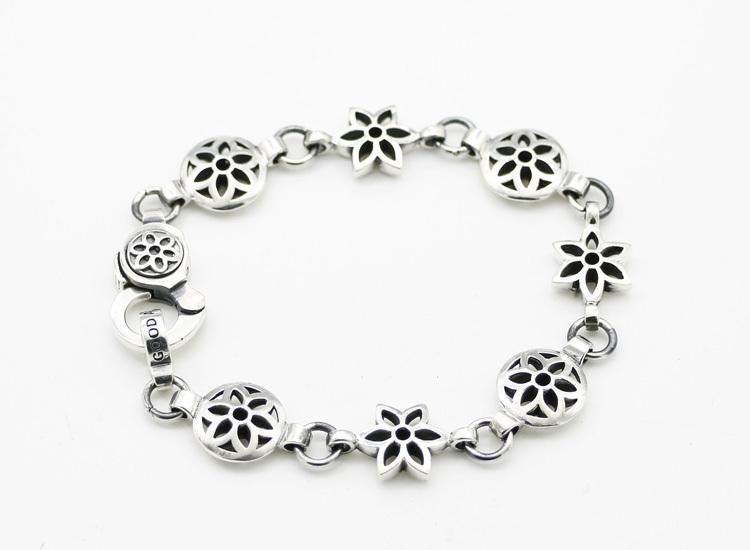Good Art Hollywood sakura Bracelet S925 Sterling Silver