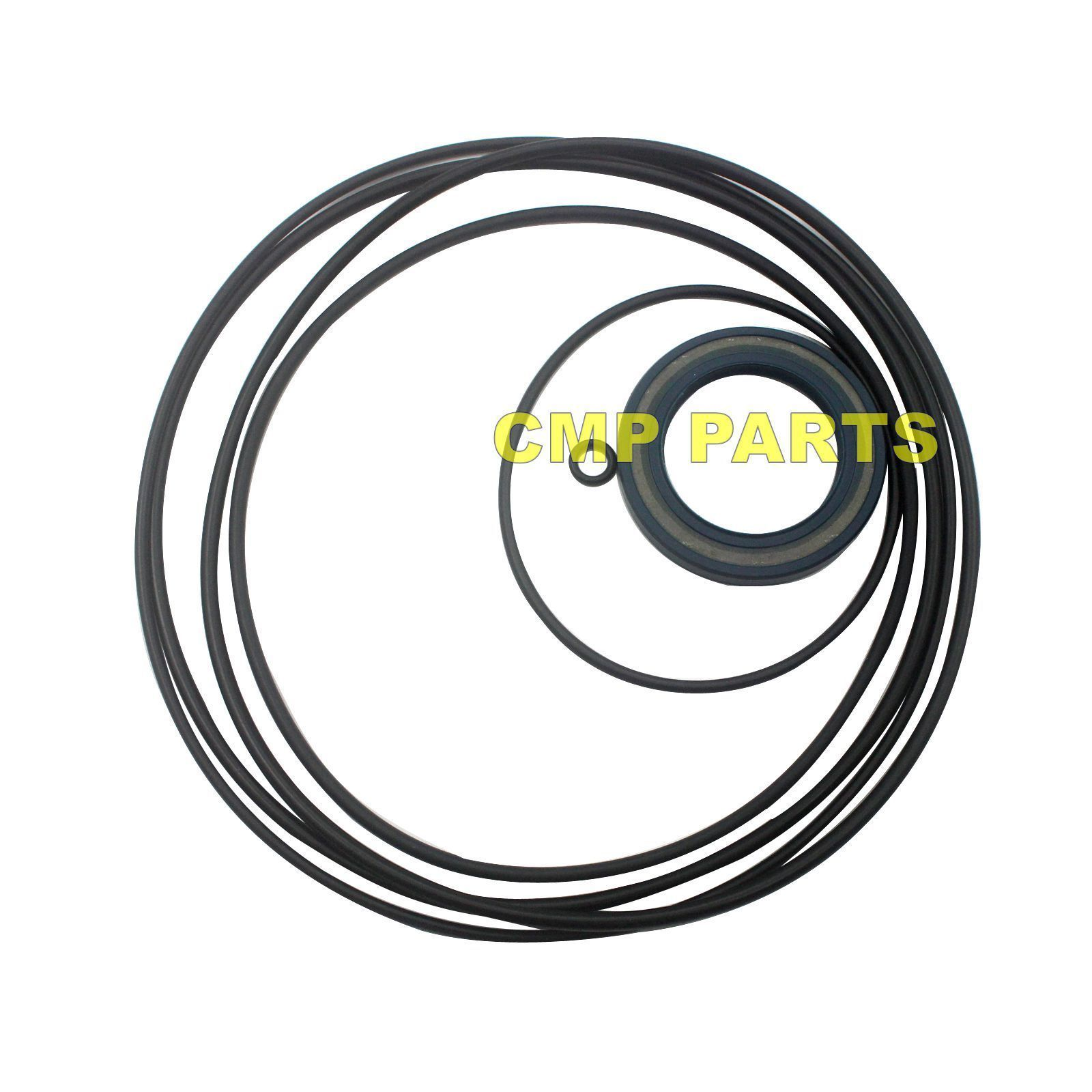Excavator Swing Motor Seal Kit For Daewoo Doosan Solar