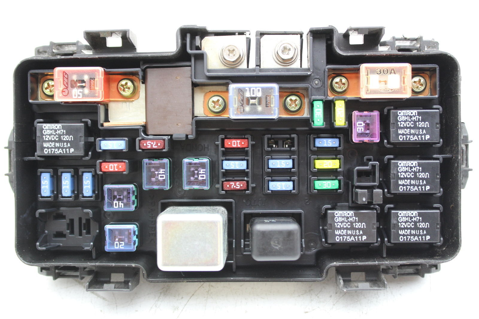 hight resolution of 03 11 honda element scv v1 fusebox fuse box and similar items 2004 honda element problems