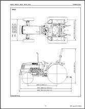 Kubota M6800 M6800S M8200 M9000 Tractor WSM Service