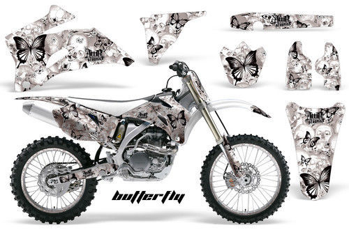 Graphics Kit Decal Sticker Wrap + # Plates For Yamaha