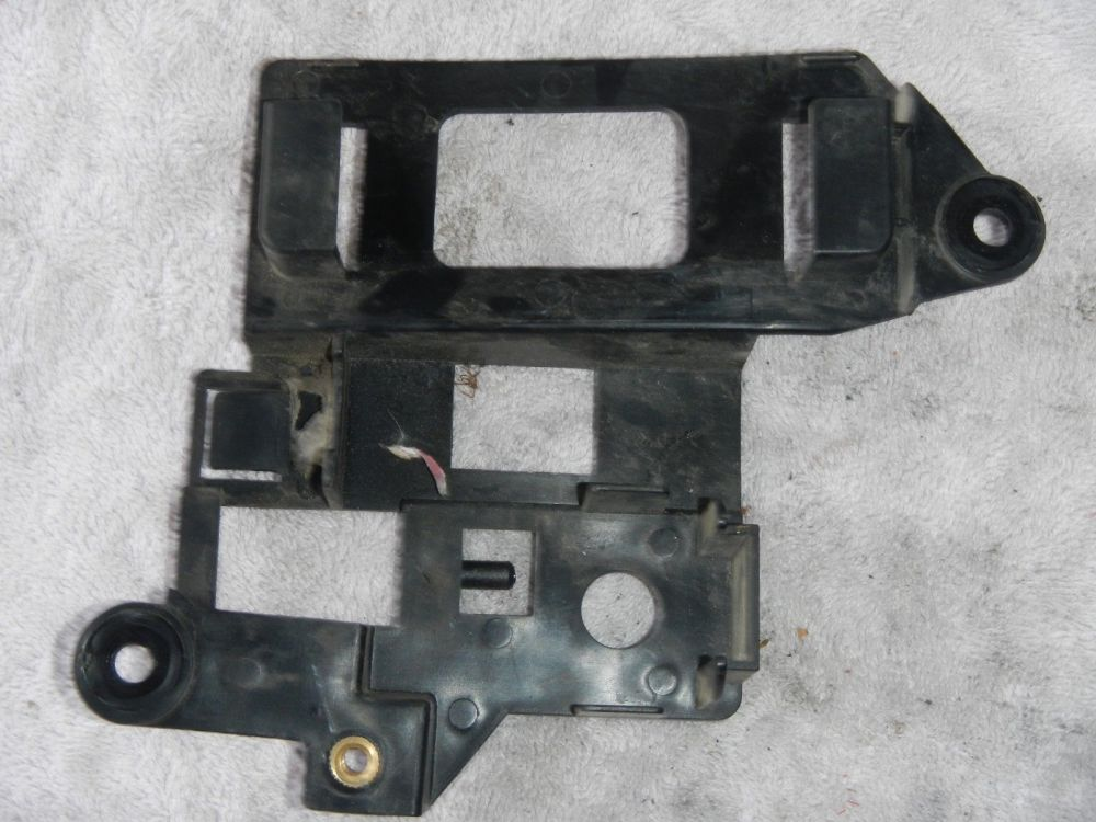medium resolution of fuse box housing junction box mount bracket 2007 kawasaki ninja 250 ex250 ex250f