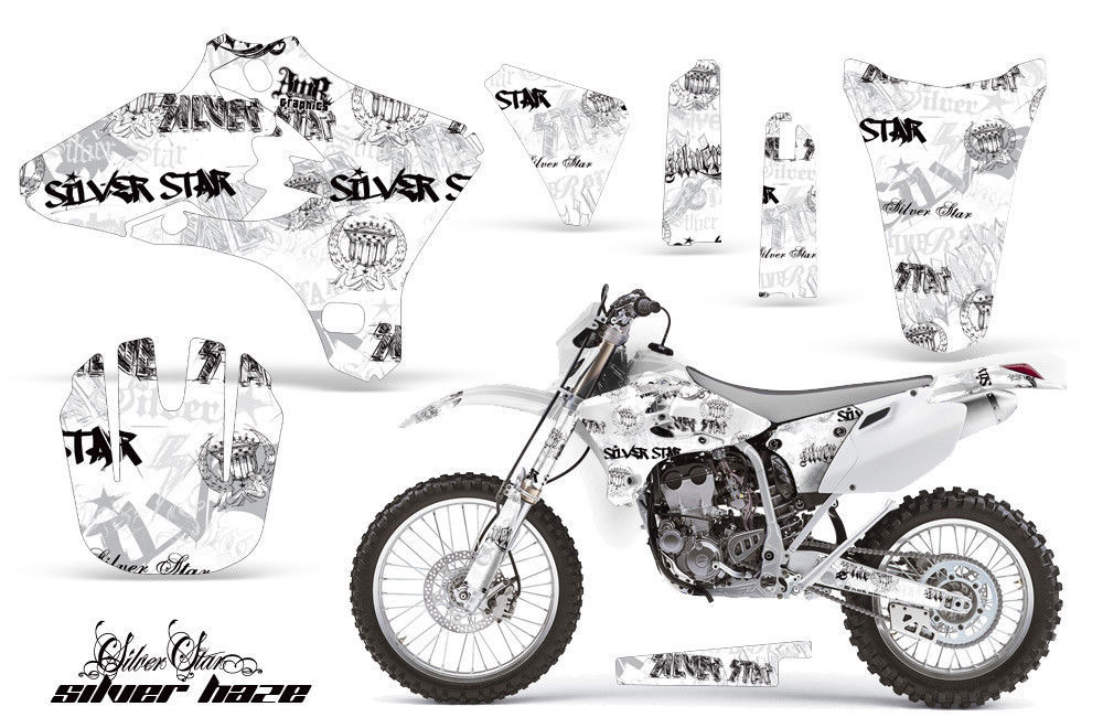 Dirt Bike Graphics Kit Decal Wrap For Yamaha WR250 WR450F