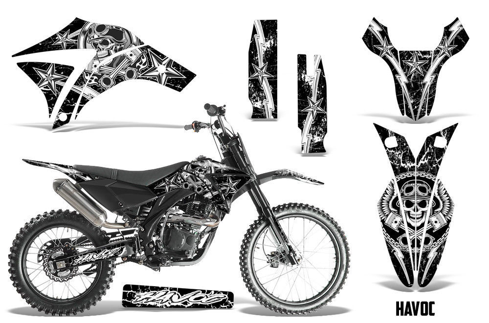 Apollo Orion 250RX 250 RX Graphic Kit MX Decals Dirt Bike