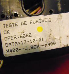02 jaguar x type oem 3 0 v6 engine compartment bay fuse  [ 1599 x 1200 Pixel ]