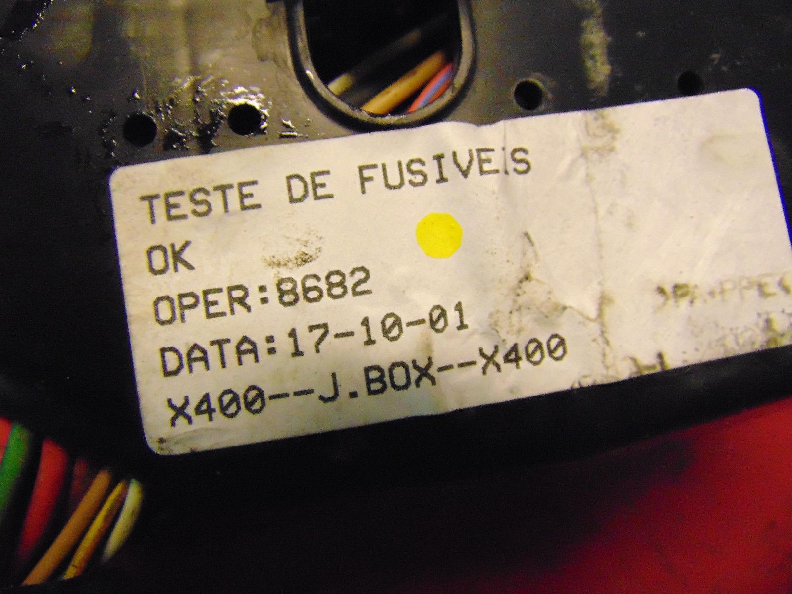 hight resolution of 02 jaguar x type oem 3 0 v6 engine compartment bay fuse