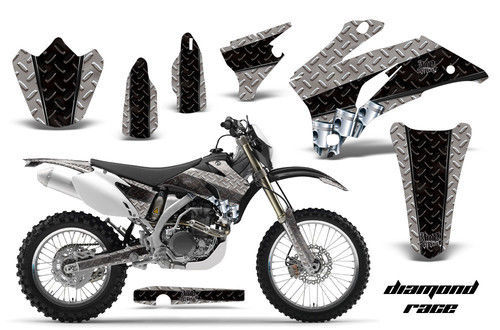 Dirt Bike Graphic Kit Decal Wrap For Yamaha WR250F 07-14