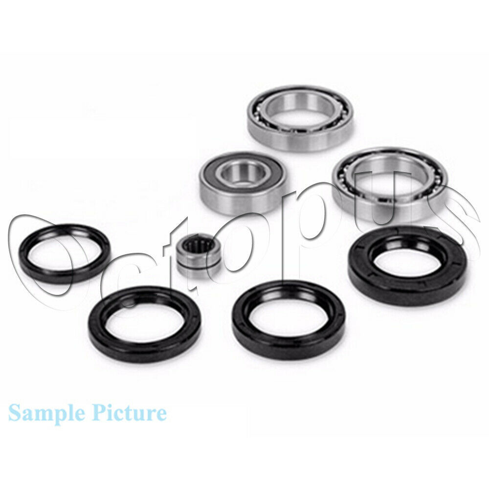 Fit Kawasaki KVF360 Prairie 360 4x4 ATV Bearing Seal Kit