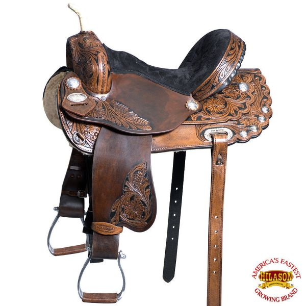 Best Treeless Barrel Saddles - Year of Clean Water