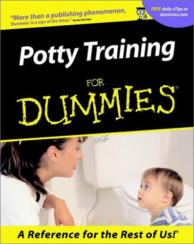 "Image result for ""potty training for dummies"""