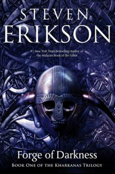 Walk in Shadow (The Kharkanas Trilogy #3) by Steven Erikson