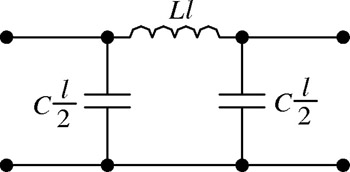 1.6: EQUIVALENT CIRCUIT OF A SHORT TRANSMISSION LINE
