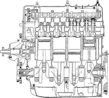 Engine Cross Section, Engine, Free Engine Image For User