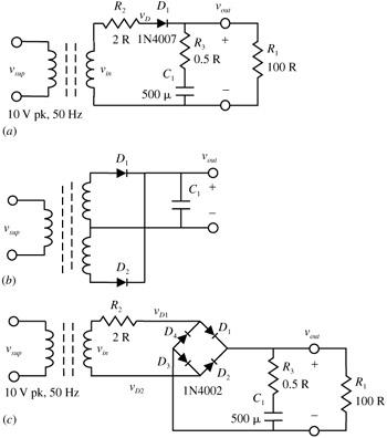 Hall effect sensor tester