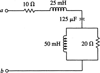 Chapter Ten: Sinusoidal Steady State Analysis by Phasor