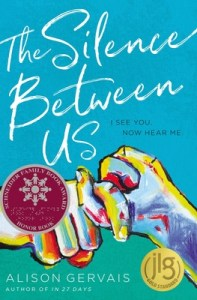 Support Independent Bookstores - Visit IndieBound.org - the silence between us