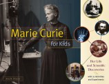 Cover for Marie Curie for Kids
