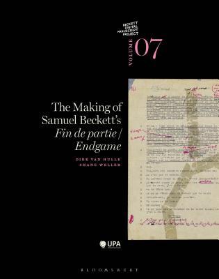 Samuel Beckett Fin De Partie : samuel, beckett, partie, Making, Samuel, Beckett's, 'endgame'/'fin, Partie', (Beckett, Manuscript, Project), Brookline, Booksmith