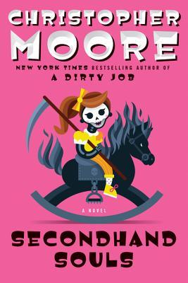 September 5 (Sat) 7 pm -- Quail Ridge Books hosts Christopher Moore for