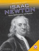 Cover for Isaac Newton