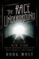 the race underground doug most book