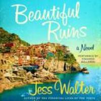 BEAUTIFUL RUINS audiobook cover