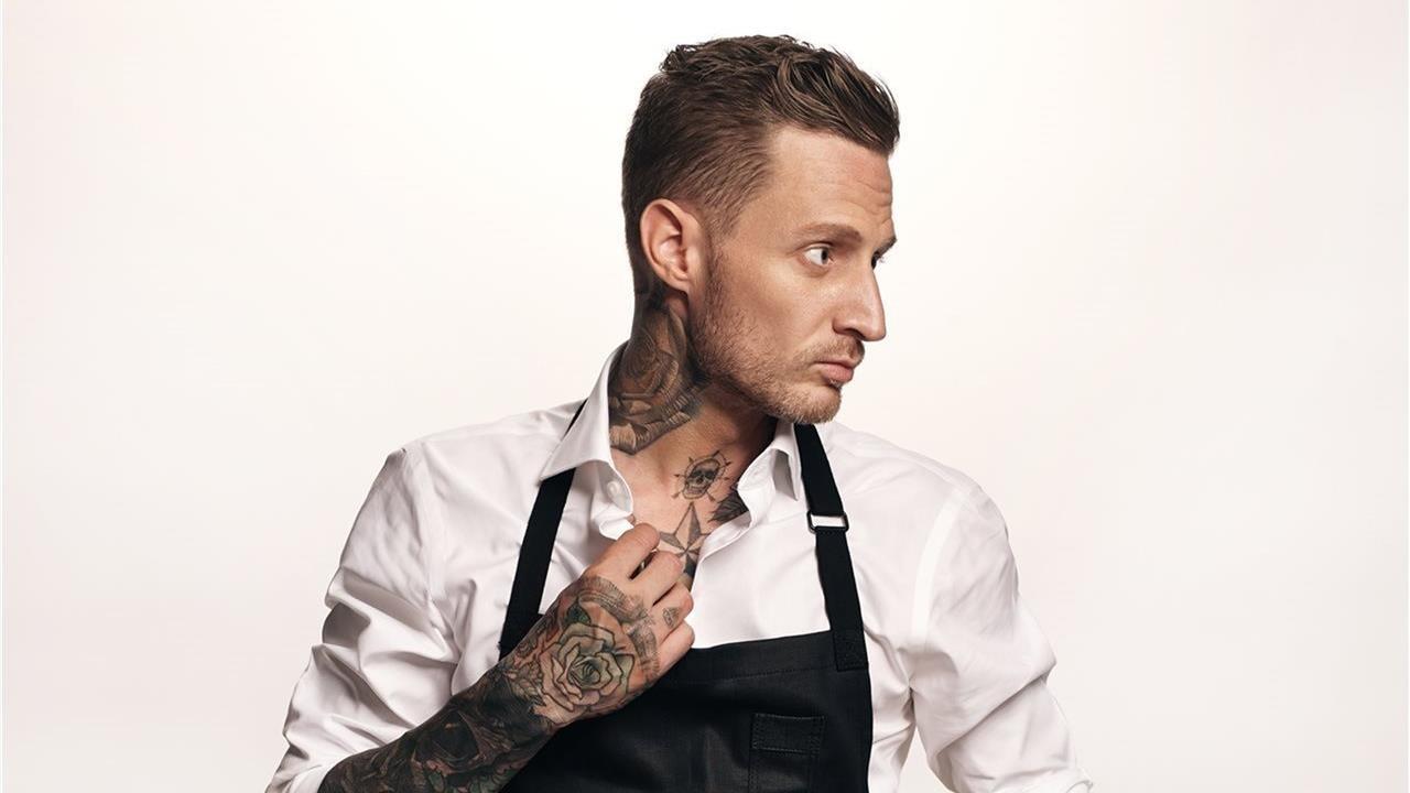 los chefs más guapos