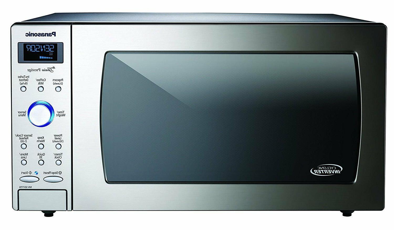 panasonic microwave oven nn sd975s