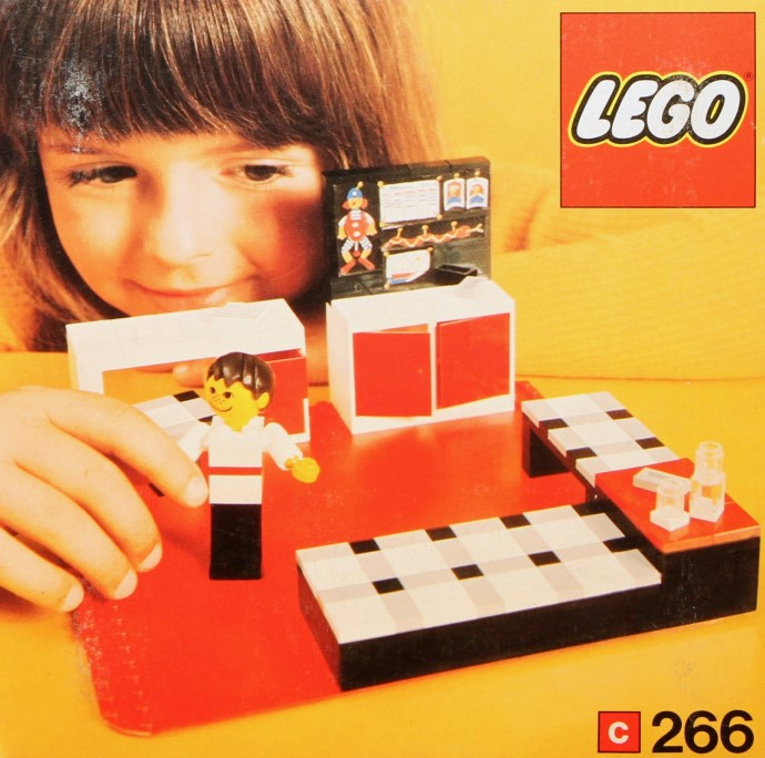 2661 Childrens room  Brickset LEGO set guide and database