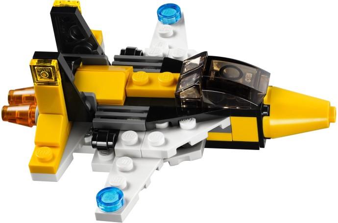 310011 Mini Skyflyer  Brickset Lego Set Guide And Database