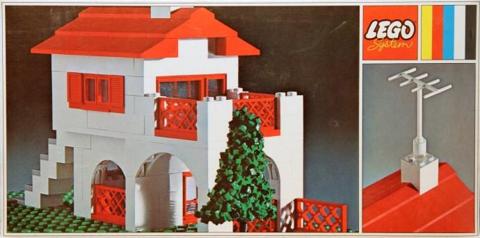 350 1 Spanish Villa Brickset LEGO Set Guide And Database